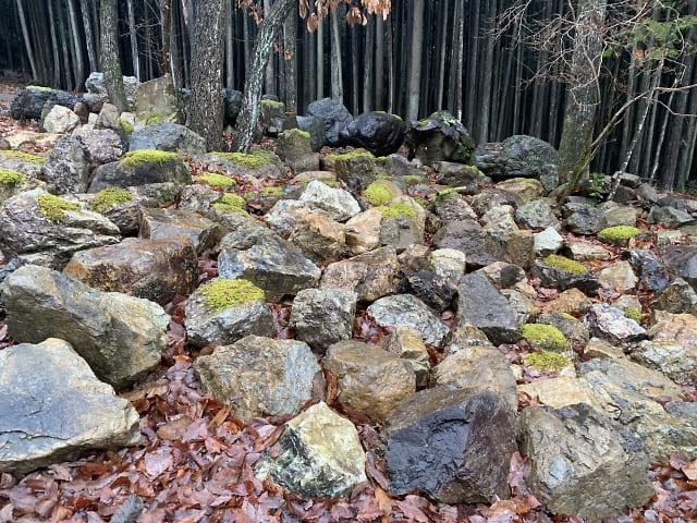 京都産チャート石