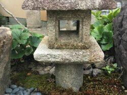 水蛍型灯籠
